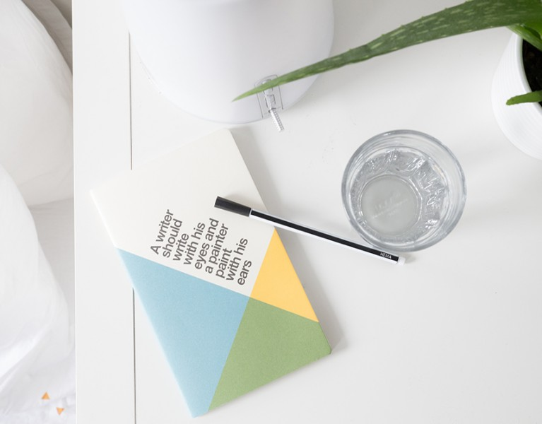 bedside table, morning routines, that sunday feeling, mindfulness, slow living