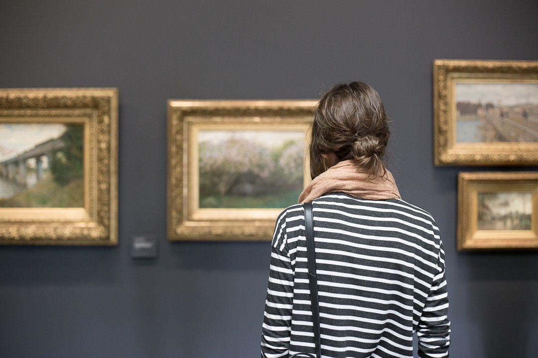 mindfulness at the art museum, slow ritual, museum, art museum, slow living