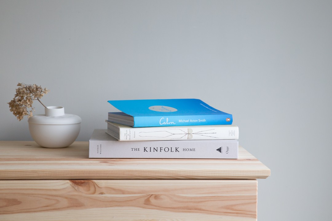 books for slow living, that sunday feeling